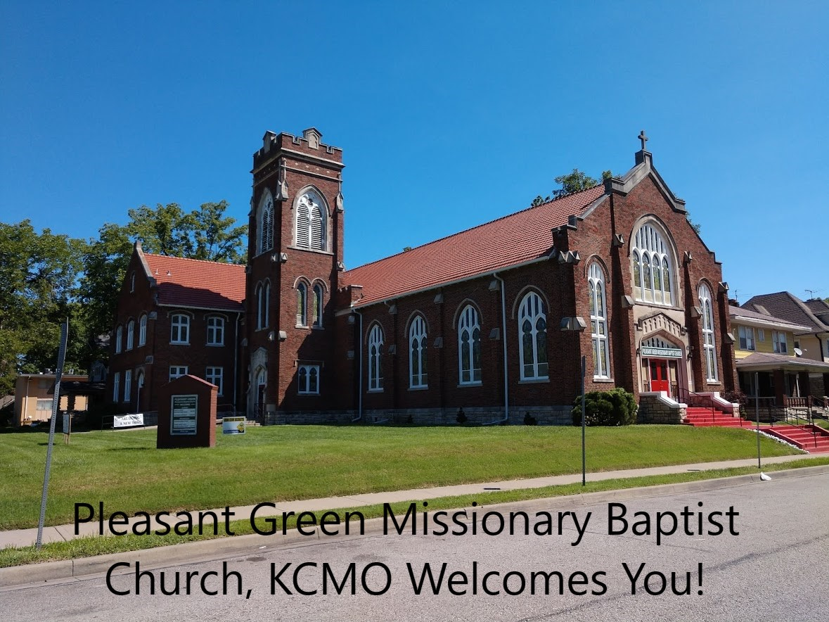 Pleasant Green Missionary Baptist Church